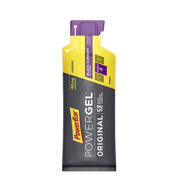 Powerbar Blackcurrant Gel