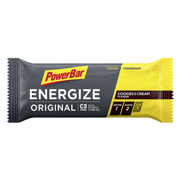 Powerbar Cookies & Cream Energize Bar