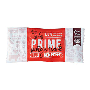 Prime Bar Chilli & Red Pepper