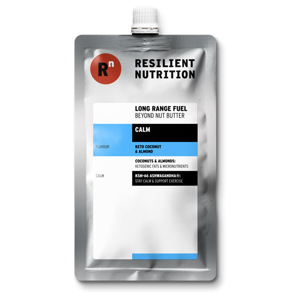 Resilient Nutrition Long Range Fuel Calm Keto Coconut & Almond