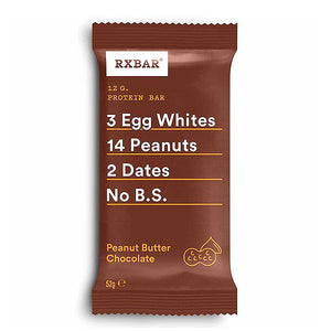 RXBAR Protein Bar Chocolate Peanut Butter