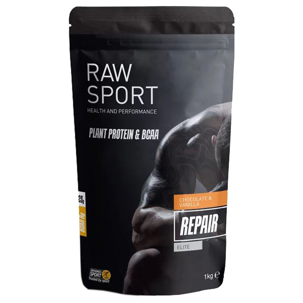 Raw Sport Chocolate Vanilla Repair