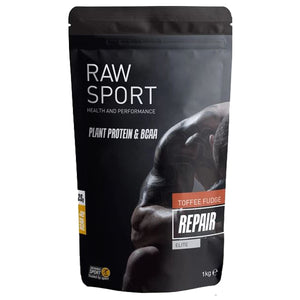 Raw Sport Toffee Fudge Repair