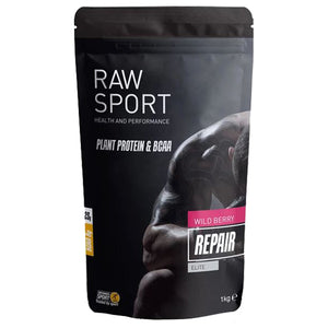 Raw Sport Wild Berry Repair