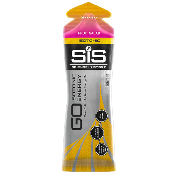 SiS Go Isotonic Energy Fruit Salad Gel