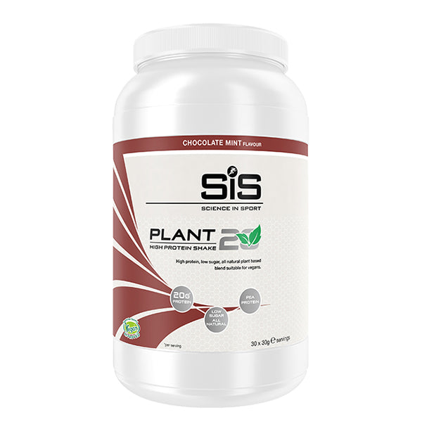 SiS Plant20 High Protein Drink Chocolate Mint