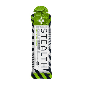 Stealth Lemon & Lime Advance Isotonic Energy Gel