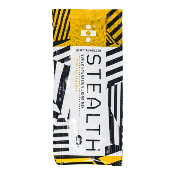 Stealth Lemon Tea Super Hydration Drink Mix