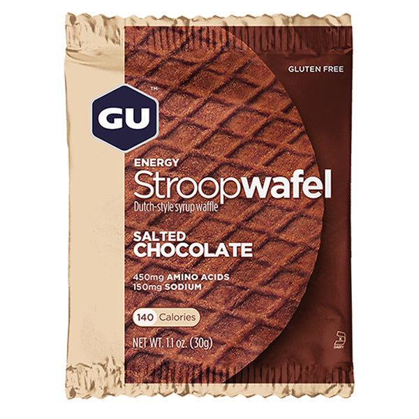 GU Energy Stroopwafel Salted Chocolate