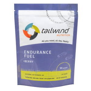 Tailwind 50 Serving Pouch Berry Endurance Fuel