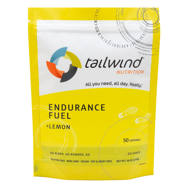 Tailwind 50 Serving Pouch Lemon Electrolyte Drink
