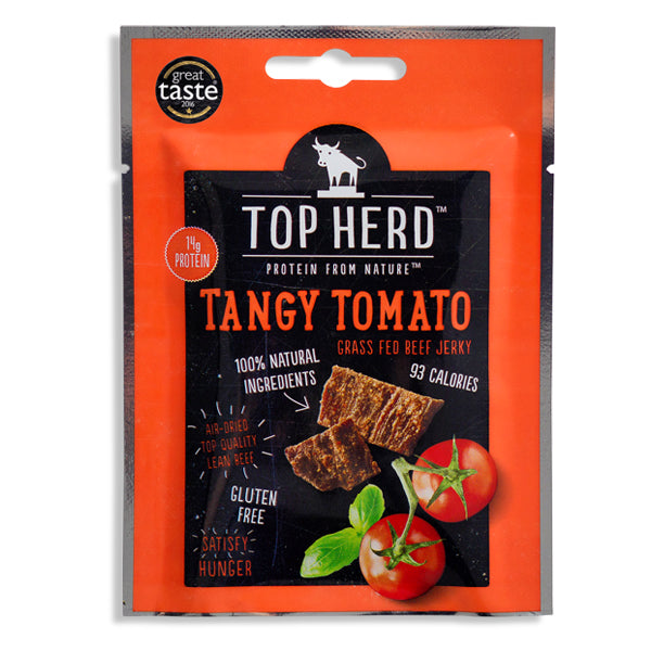 Top Herd Grass Fed Beef Tangy Tomato