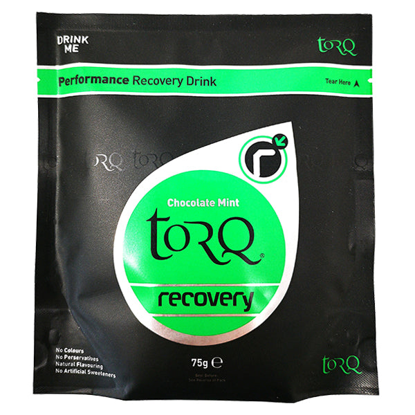 Torq Chocolate Mint Recovery Drink (Singles)