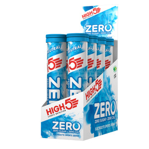 High5 Zero Electrolyte Drink Neutral Box of 8