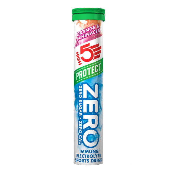 High5 Zero Protect Electrolyte Drink Orange & Echinacea