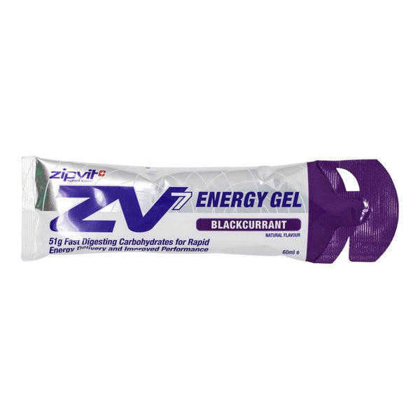 Zipvit ZV7 Energy Gel Blackcurrant