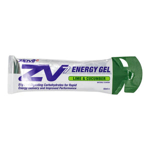 Zipvit ZV7 Energy Gel Lime and Cucumber