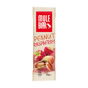 Mule Bar Peanut Raspberry