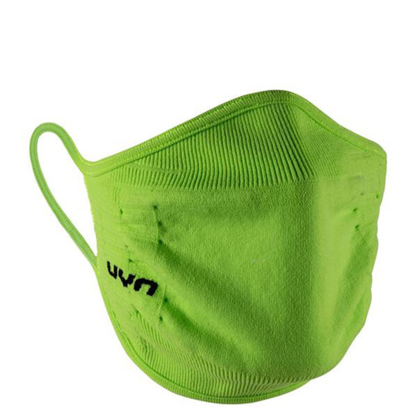 UYN Community Face Mask - Lime Green
