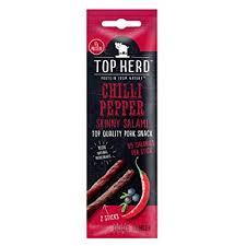 Top Herd Skinny Salami Chilli Pepper