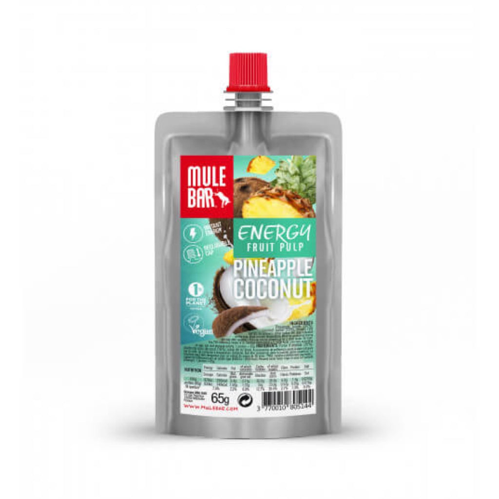 Mule Bar Energy Fruit Pulp Pineapple Coconut