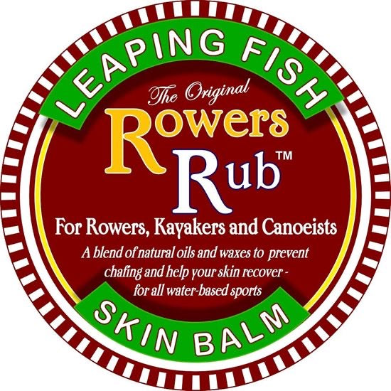 Leaping Fish Rowers Rub Skin Balm 60g