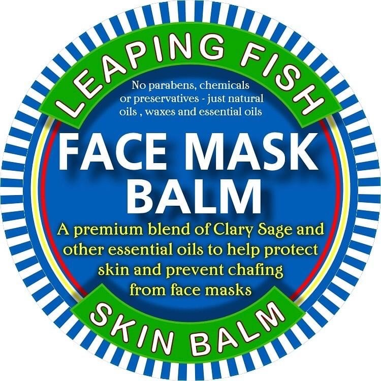 Leaping Fish Face Mask Balm 60g