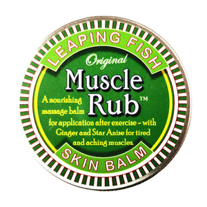 Leaping Fish Muscle Rub Skin Balm
