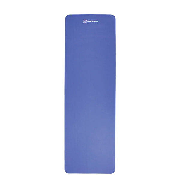 Fitness Mad Core Fitness Mat Blue 10mm Eyelets