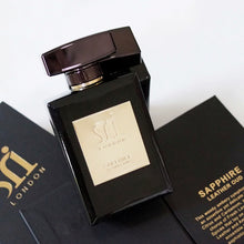 SAPPHIRE Leather Oud