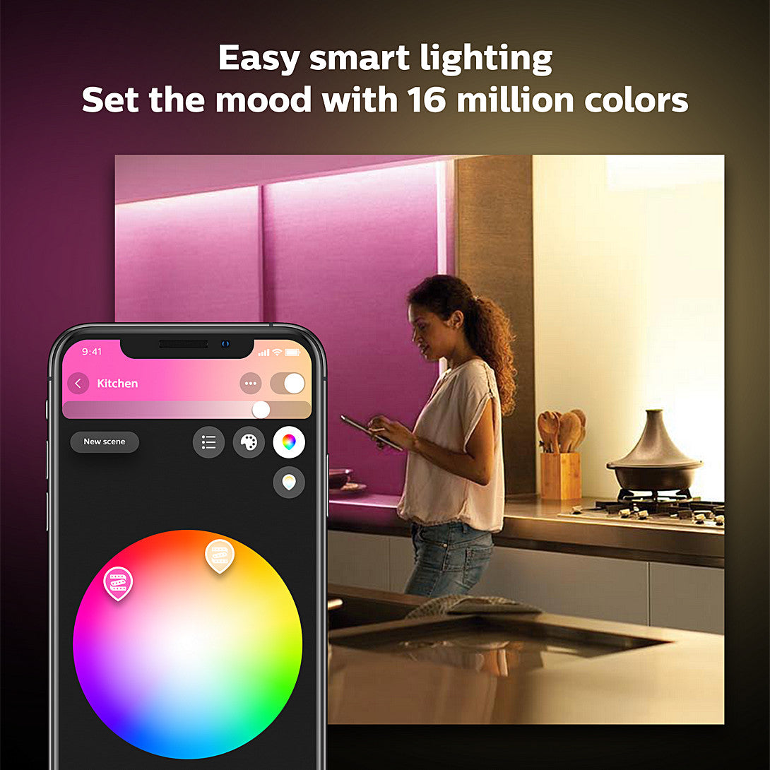 Philips Hue Lightstrip Plus 延長燈帶