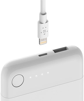Belkin Boost Charge Power Bank 5K with Lightning Connector
