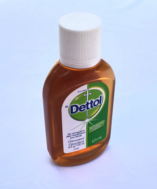 DETTOL ANTISEPTIC LIQUID 125ML