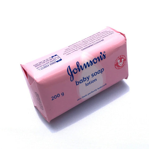 JOHNSON'S BABY SOAP 200G LOTION