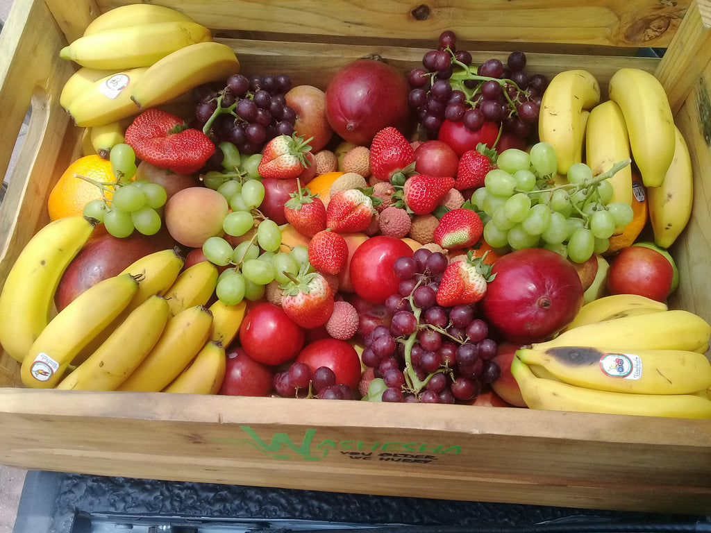 Large Fruit Crate/Box (Serves about 15 people) - Monthly Subscription