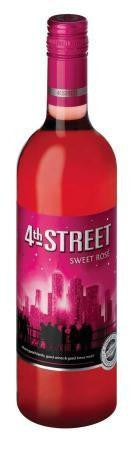 4TH STREET SWEET ROSE 750ML
