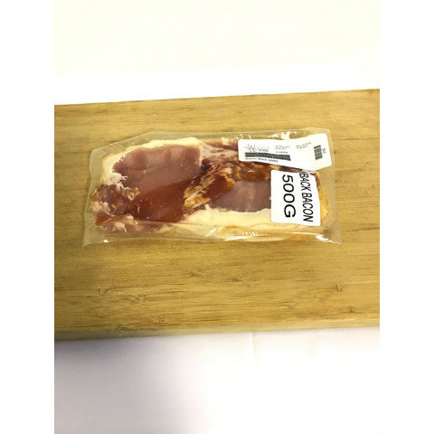 Bacon Back 500g