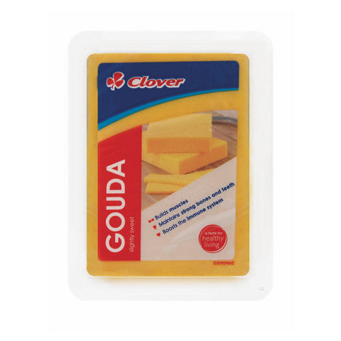 Clover Family Pack Cheese Gouda 450G