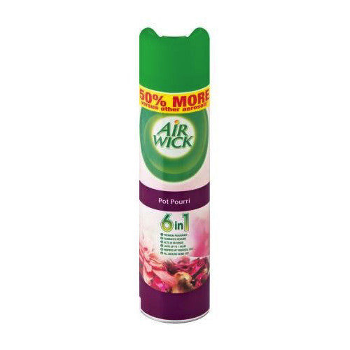 AIRWICK AIR FRESHENER 280ML POTPOURRI
