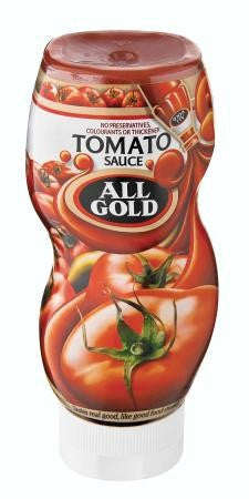 ALL GOLD TOMATO SAUCE SQUEEZE 500ml