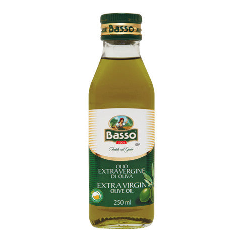 BASSO Extra Virgin Olive Oil 250ml