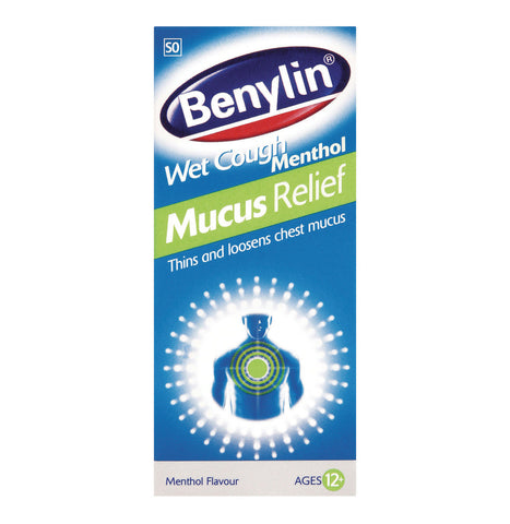 BENYLIN 100ML COUGH SYRUP