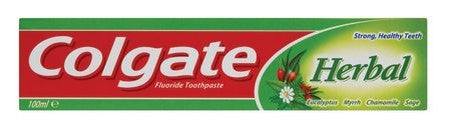 COLGATE HERBAL TOOTHPASTE 100ML