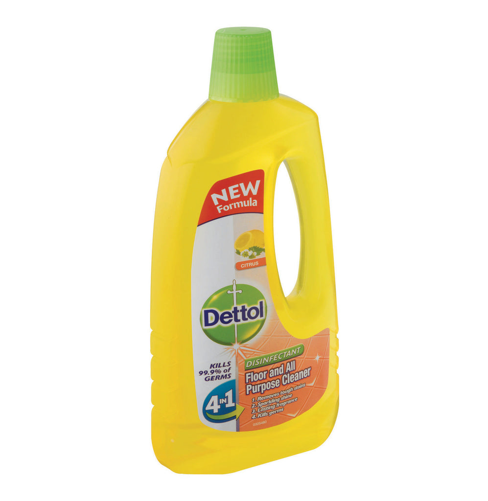 DETTOL FLOOR & ALL PURPOSE CLEAN 750ML CITRUS
