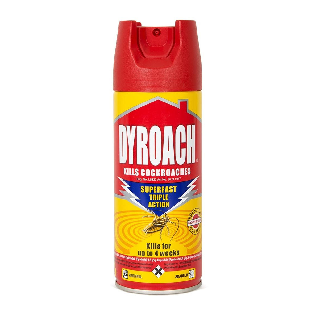 DYROACH INSECTICIDESUPERFAST TRIPLE 300ML