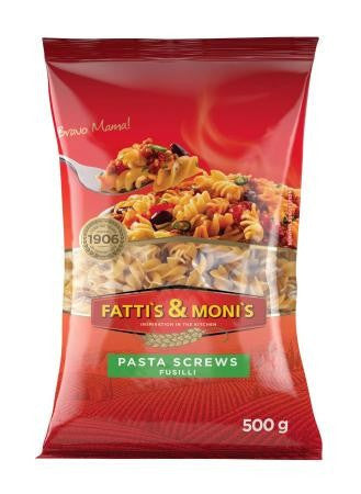 FATTI'S & MONI'S PASTA SCREWS 500G