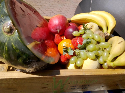 Small Fruit Crate/Box (Serves about 5 people) - Monthly Subscription