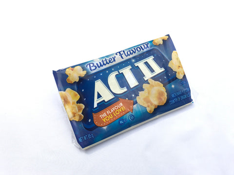 ACT 11 MICRO P/CORN 85G BUTTER