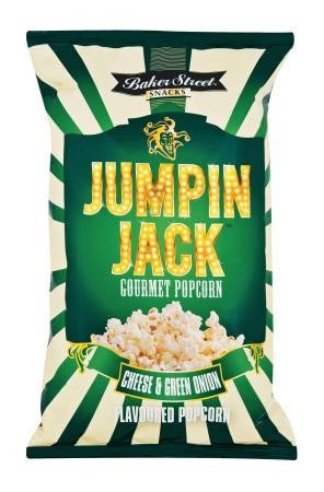 JUMPIN JACK POPCORN 100G CHEESE AND GREEN ONION