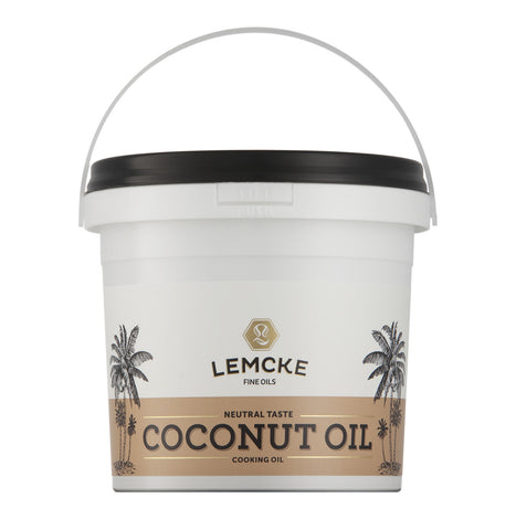 Lemcke Neutral Taste Coconut Oil 1LT